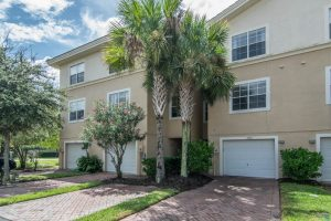 SOLD:  PRIVATE BEACH ACCESS!  Townhome recently listed in NEW PORT RICHEY