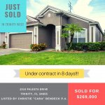 JUST SOLD!!!  2516 Palesta Dr., Trinity, FL  34655